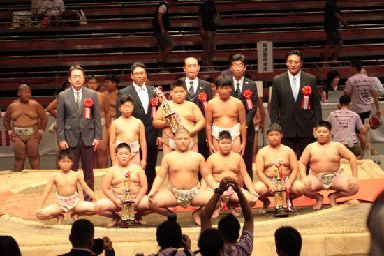 「静岡お茶チーム」団体戦5位に入賞
